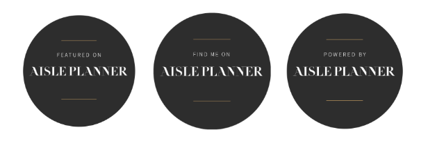 Aisle Planner Badges